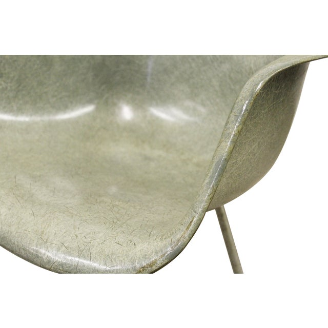 Herman Miller Eames Zenith Rope Edge Shell Chair - Image 3 of 8
