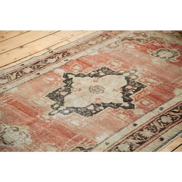 "Distressed Oushak Rug - 4' X 6'10"" - Image 2 of 6"