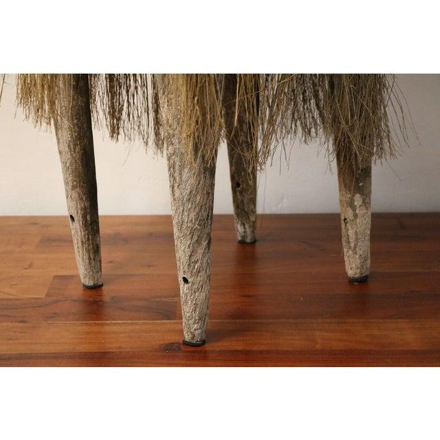 New Guinea Folk Statue - Image 11 of 11
