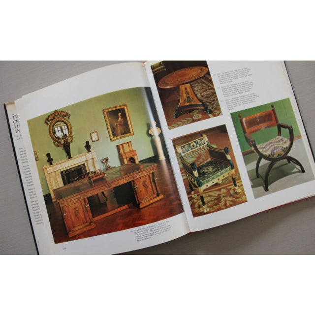 """""""Three Centuries of Furniture in Color"""" Book - Image 5 of 7"""