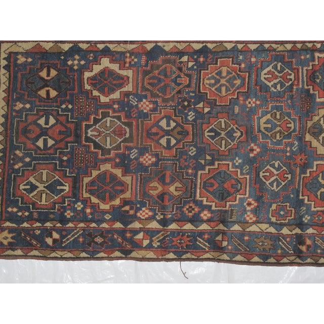 Image of Leon Banilivi Antique Kazak Rug - 3′7″ × 6′10″