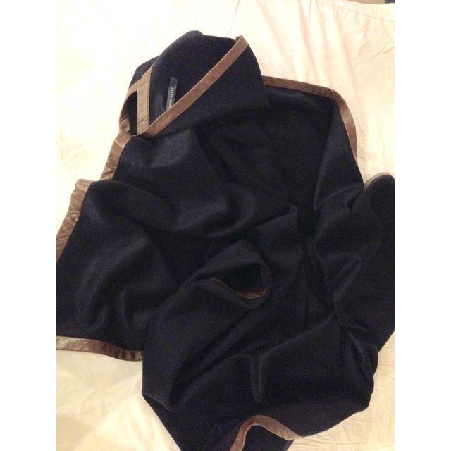 Ralph Lauren Cashmere Blanket - Image 2 of 3