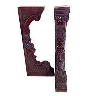 Ornamental Wood Architectural Elements