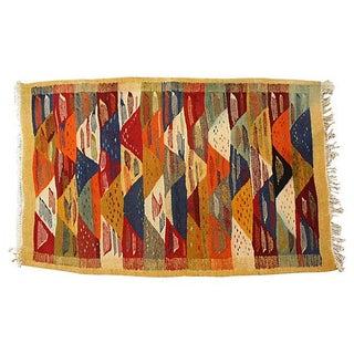 Moroccan Berber Kilim - 3'4'' x 2'3''