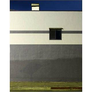 Gray Wall Photograph by John Vias