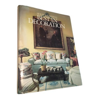 1987 'House & Garden: Best in Decoration' Book