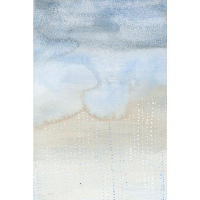 """Shorelines VI - Watercolor Print - 16"""" X 20"""" - Image 1 of 4"""