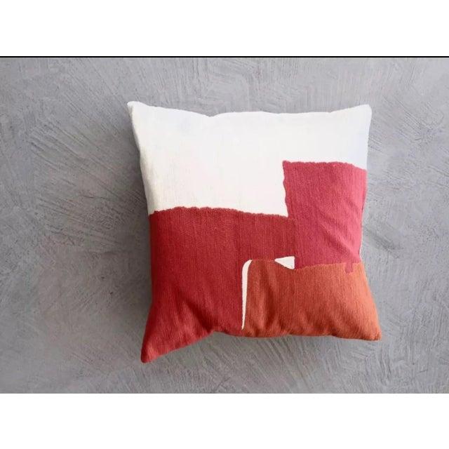West Elm Steven Alan Stripes Designer Decorative Pillow
