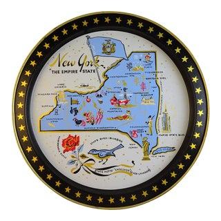 Vintage New York Souvenir Tray