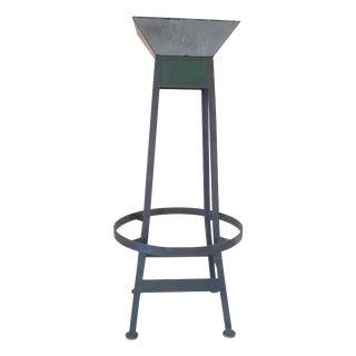 Eiffel Steel Bar Stool