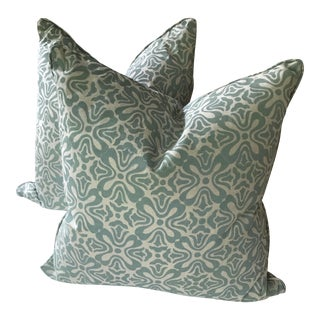 Galbraith & Paul Linen Pillows - A Pair