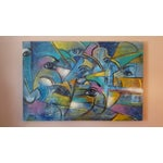 Image of Original Abstract Painting by Dray