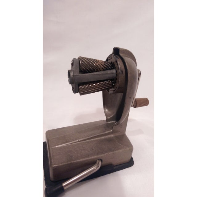Vintage Boston Vacuum Mount Pencil Sharpener - Image 8 of 10