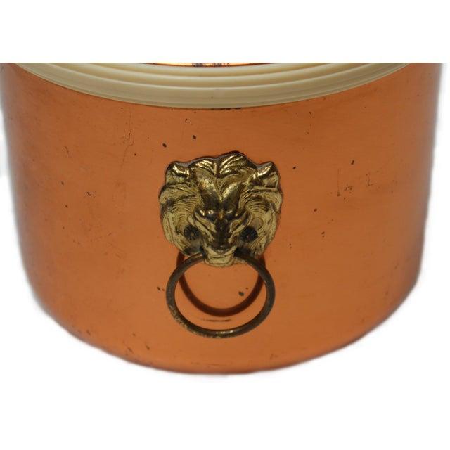 Vintage Copper Ice Bucket - Image 3 of 4