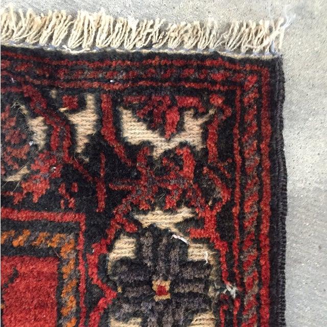 Baluchi Handmade Persian Rug - 2′6″ × 4′2″ - Image 8 of 11