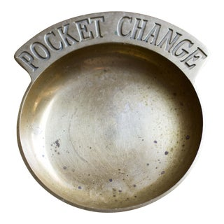 Brass Pocket Change Catchall
