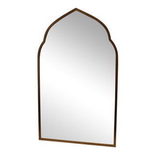 Moroccan Style Arched Mirror