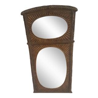 S. Cavallo Vintage Wall Mirror