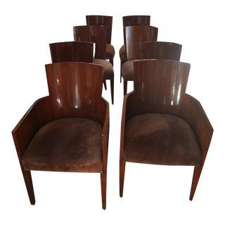 Ralph Lauren Modern Hollywood Chairs - Set of 8