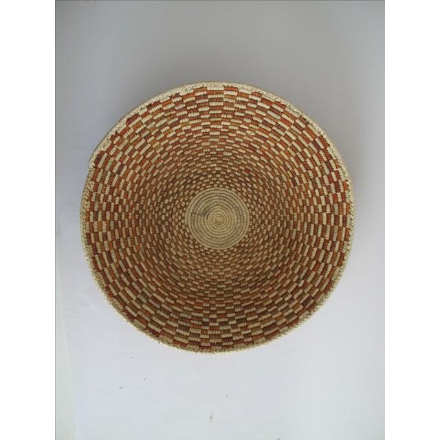 Antique New England Basket - Image 2 of 4