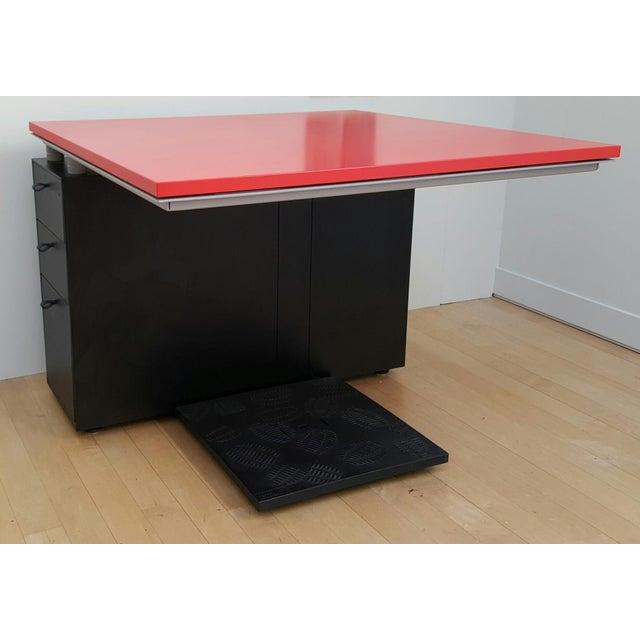 Belgian Modern Design Desk - Image 2 of 7