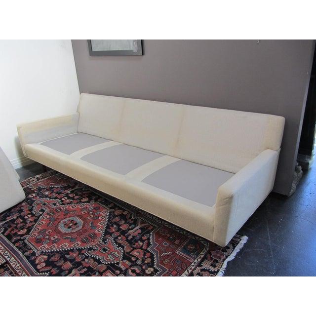 Mid-Century Modern Edward Wormley Style Sofa - Image 9 of 10