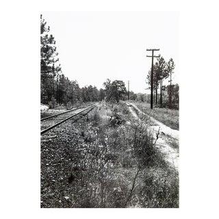 1980s Convergent Roads Photograph