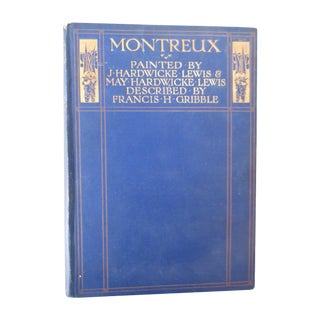 Montreaux Book, J. and May Hardwicke Lewis