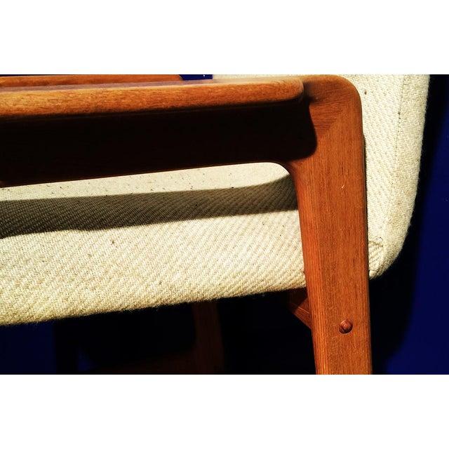 Benny Linden Mid-Century Teak Barstools- A Pair - Image 4 of 8