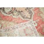 "Image of Vintage Oushak Distressed Carpet - 4'10"" X 8'2"""
