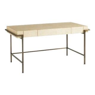 Sligh Parchment Modern Writing Desk