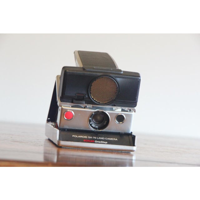 Vintage Polaroid SX-70 Sonar Camera - Image 2 of 11