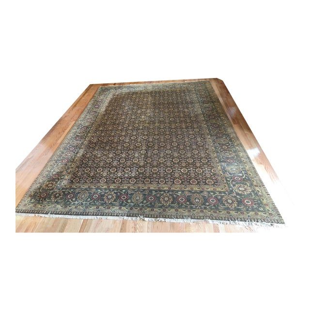 Abc Carpets Large Room Rug - 10′ × 14′6″ - Image 2 of 8