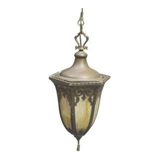 Antique Sarreid LTD Entryway Lantern