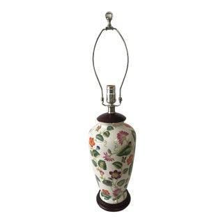 Botanical Table Lamp