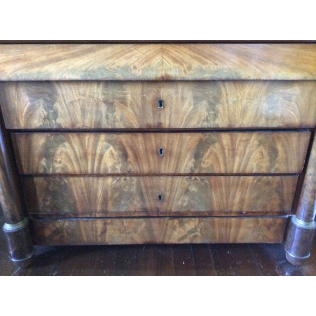 Image of Antique French Commode - Circa 1830