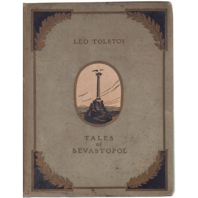 Image of 'Tales of Sevastopol' By Leo Tolstoy