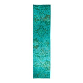 """Vibrance Hand Knotted Runner Rug - 2' 8"""" X 11' 3"""""""