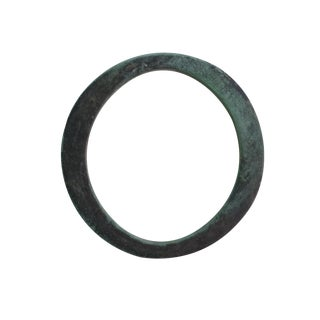 Bronze Letter 'O'