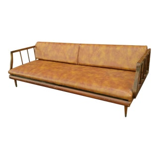 Mid-Century Sofa and Daybed