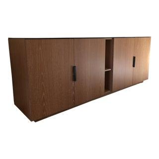 Custom Zebrawood Sideboard