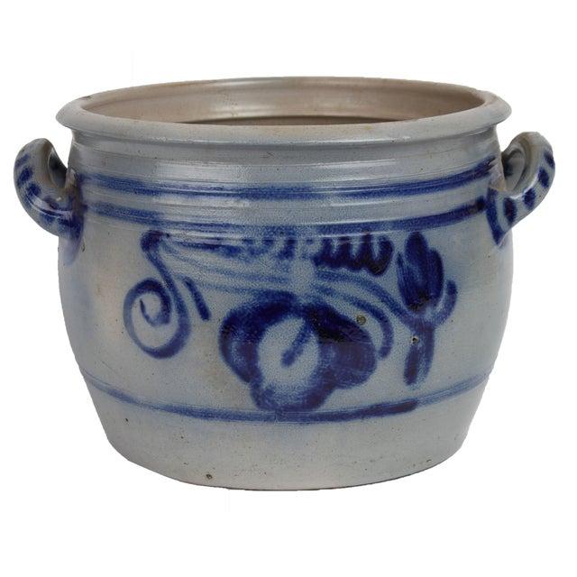 Danish Salt Glaze Pottery - Image 2 of 3