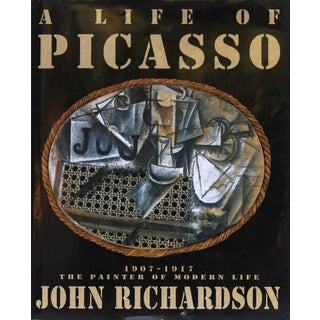 'A Life of Picasso' by John Richardson