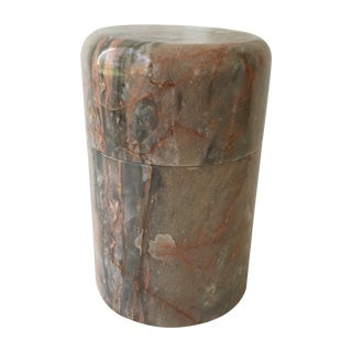 Marble Lidded Container