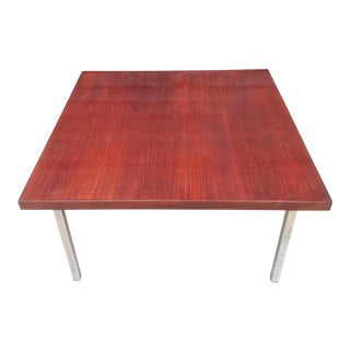 Knoll Inspired Vintage Coffee Table