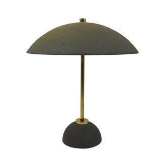 Mid-Century Koch Lowy Mushroom Desk Lamp