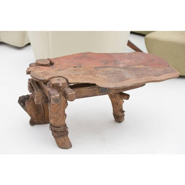 Organic Coffee Table By Mohanta Kolkata Chairish