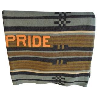 1900s Wool Horse Blanket