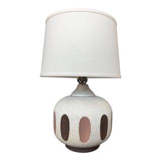 Vintage Mid-Century Ceramic Lamp