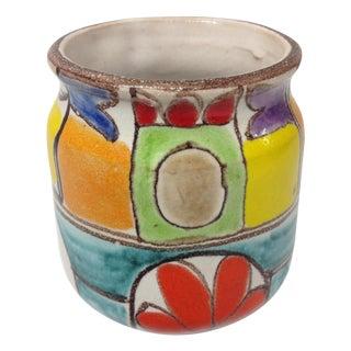 Colorful Desimone Italian Ceramic Vase